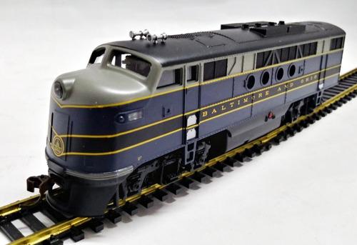 Locomotora Diesel Baltimore And Ohio - H0 1/87 Dcc Bachmann