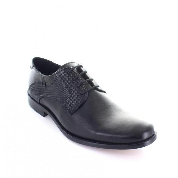 Zapato Para Hombre Brantano Tb-5257-047250 Color Negro