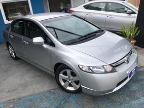 Honda Civic 1.8 Lxs Flex Automatico