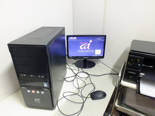 Cpu  Pentium 4 3.00ghz/hd 500gb /mem. 3gb Ddr2 66/p.video