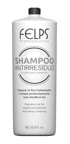 Felps Shampoo Antirresiduo 1 Litro + Brinde