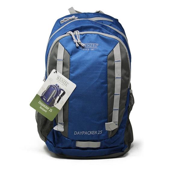 Mochila De Campismo Dypacker 25 L Azul Wenzel 25511tb