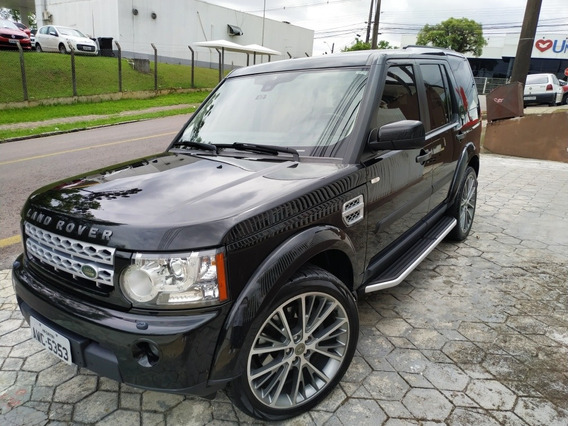 Land Rover Discovery 4 Discovery 4 Se 2012