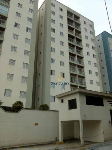 Apartamento À Venda, 70 M² Por R$ 290.000,00 - Gopoúva - Guarulhos/sp - Ap14792