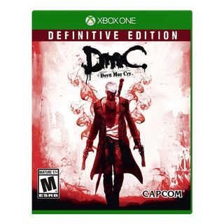 Juego Devil May Cry Definitve Edition Xboxone Nuevo Original