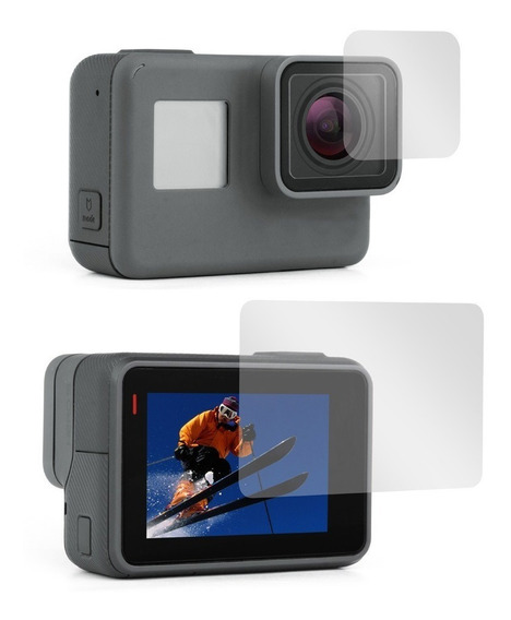 Película Pet Para Gopro Hero 7 6 5 Black E Hero (2018)