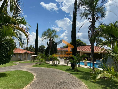 Chácara À Venda, 2452 M² Por R$ 1.790.000,00 - Parque Da Fazenda - Itatiba/sp - Ch0141