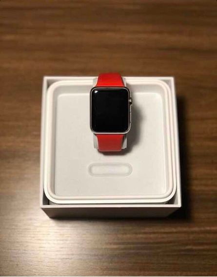 Apple Watch 316l Case Stainless Steel 42mm