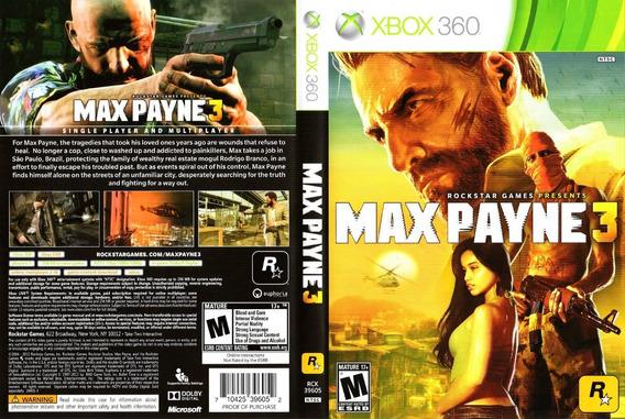 Midia Digital Max Payne 3