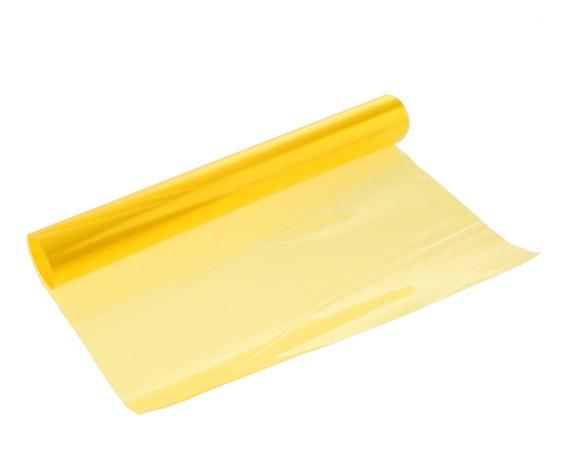 12 \ X39 \ Filme Amarelo Carro Lâmpada Filme Proteção F