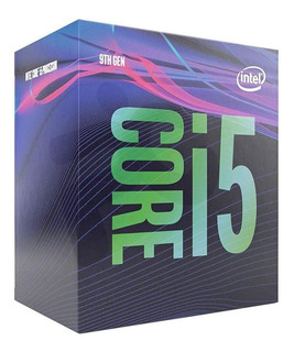 Cpu Core I5-9400 2.9ghz 9mb (1151-v2) Intel