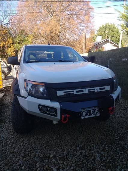 Ford Ranger 3.2 Cd 4x4 Xls Tdci 200cv 2014