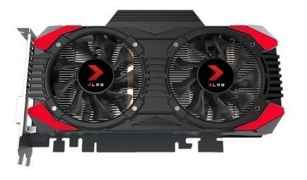 Placa De Vídeo Pny Geforce Gtx 1060 3gb Oc Gddr5 Vcggtx10603
