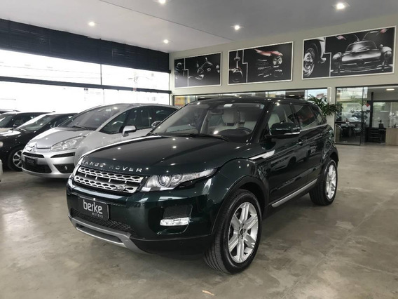 Land Rover Range Rover Evoque Prestige 2.0 Aut. 5p