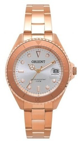 Relógio Orient Feminino Rose Frss1003 S1rx