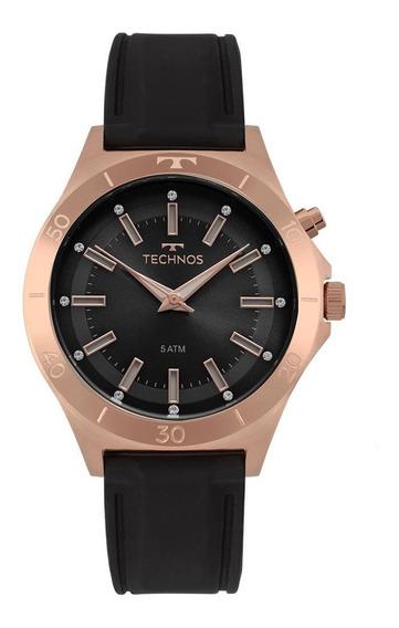 Relógio Technos Feminino Trend Rosé Y121e3ab/8p