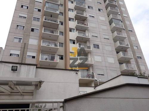 Apartamento Com 2 Dormitórios À Venda, 64 M² Por R$ 425.000,00 - Cambuci - São Paulo/sp - Ap6565