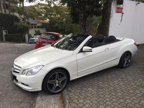 Mercedes Benz Classe E 3.5 Cabriolet 2010 R$ 182.999,99