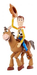 Toy Story Woody + Tiro Al Blanco 30cms Original Disney