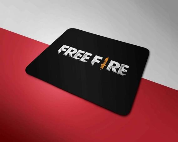 Mouse Pad Free Fire Personalizado - 20x17cm