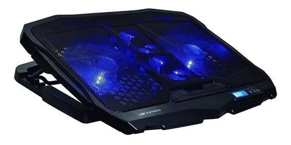 Suporte Base Cooler Usb Para Refrigerar Notebook E Netbook