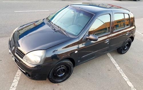 Renault Clio 2005 1.0 16v Authentique 5p