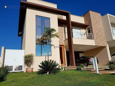 Sobrado Residencial À Venda, Condomínio Maria Dulce, Indaiatuba - So2665. - So2665