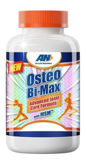 Osteo Bi-max (joint Max) 60 Caps Msm - Arnold Nutrition