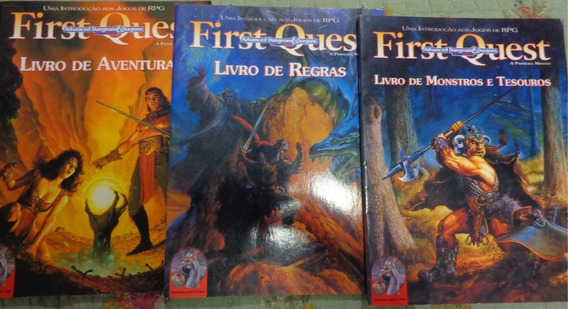 Advanced Dungeons & Dragons - First Quest