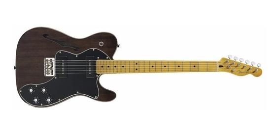 Fender Tele Thinline Deluxe Modern Player Bk Trns - Cuotas