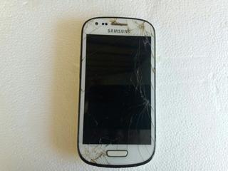 Celular S3 Quebrado L8200l Barato.