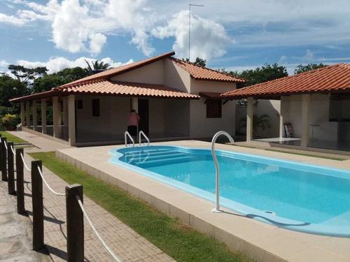 Casa Com 4 Quartos, 210m2, À Venda - Barra Do Jacuípe - Camaçari - 157