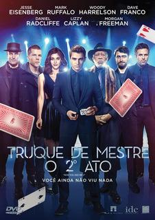 Dvd - Truque De Mestre 2 - Original