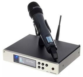 Microfone Sennheiser Ew100 835s G4 Ew 100 G4-835-s Germany
