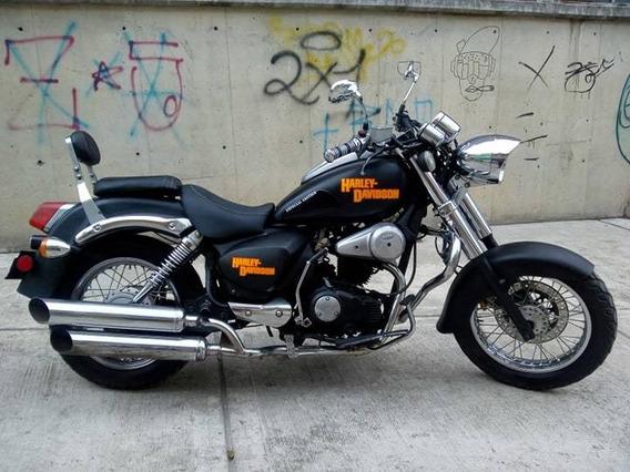 Moto Chopper Um Renegade 200cc Barata $3,490,000 Bogota