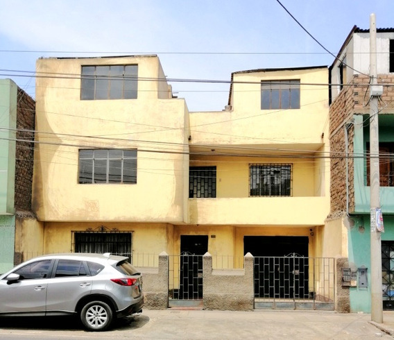 Venta De Casa De Mas De 5 Dorm En Augusto B Leguia Smp