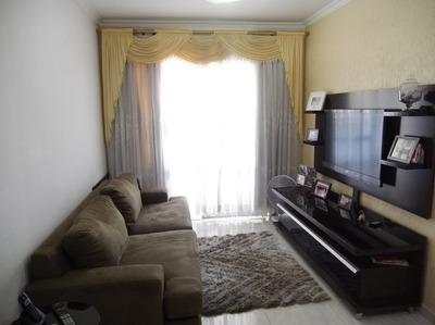 Apartamento 2 Dorm, 3 Vagas, Porteira Fechada