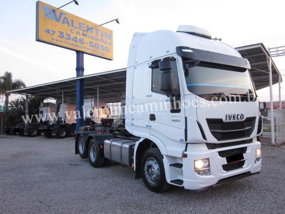 Iveco Stralis Hi-way 480 - Trucado 6x2 - 2014