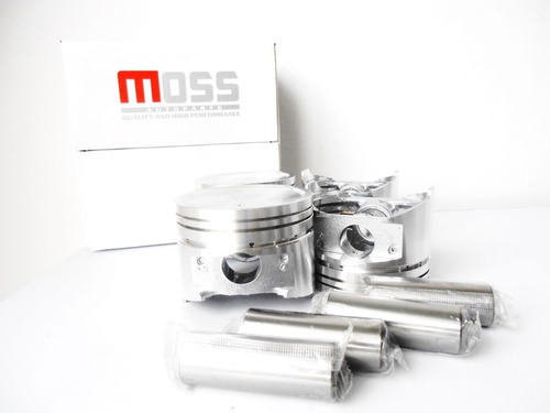 Pistones Mitsubishi L300 2.0 Inyectado 020 (pasador 22mm)