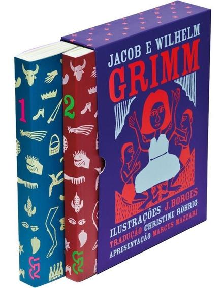 Contos Maravilhosos Infantis E Domésticos Grimm Cosac Naify