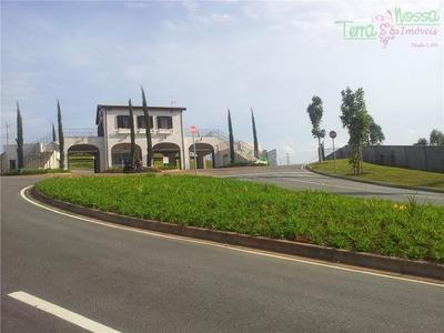 Terreno Residencial À Venda, Condomínio Campo De Toscana, Vinhedo. - Te0551