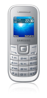Celular Samsung Keystone 2 Simples Barato Dual Chip + Brinde