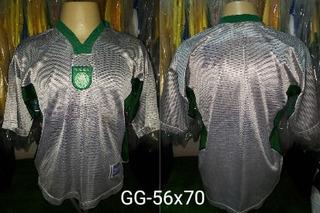 Camisa Palmeiras Treino 2001/02 Rara