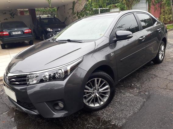 Toyota Corolla Altis Ano 2015