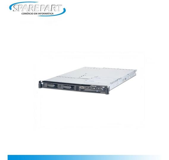 Servidor Ibm X3550 M1 8gb 2 Proc Dual 2,66ghz + Hd 300gb 15k