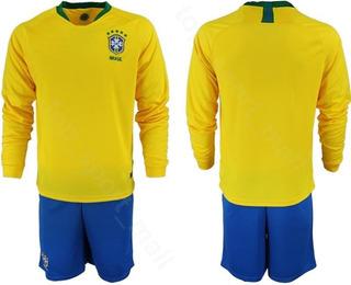 Conjunto Seleção Brasileira 19/20 /personalizamos