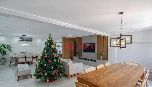 Imagem 1 de 24 de Apartamento Com 3 Dormitórios À Venda, 154 M² Por R$ 1.590.000,00 - Jardim Flor Da Montanha - Guarulhos/sp - Ap0482