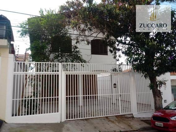 Sobrado Comercial Para Locação, Jardim Santa Mena, Guarulhos. - So3802