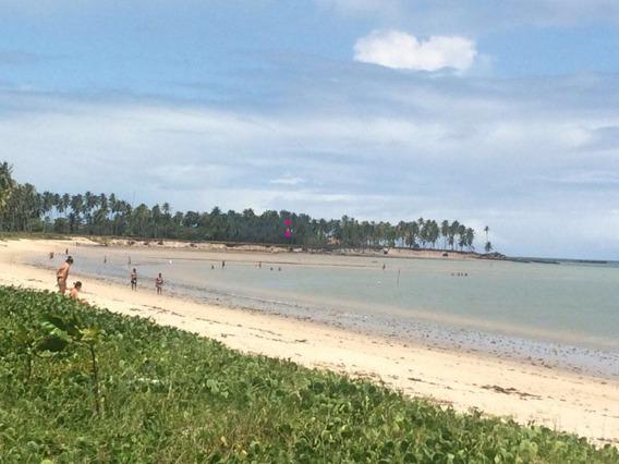 Linda Área Com 800 Metros De Praia Em Paripuera - Alagoas - Fa1326