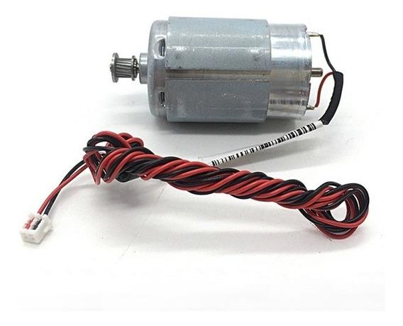 Motor De Tração Do Carro Impressora Epson